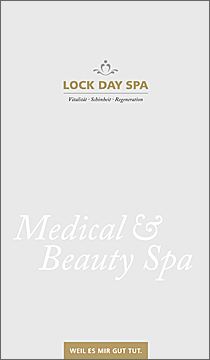 Imagebroschüre Lock Day Spa