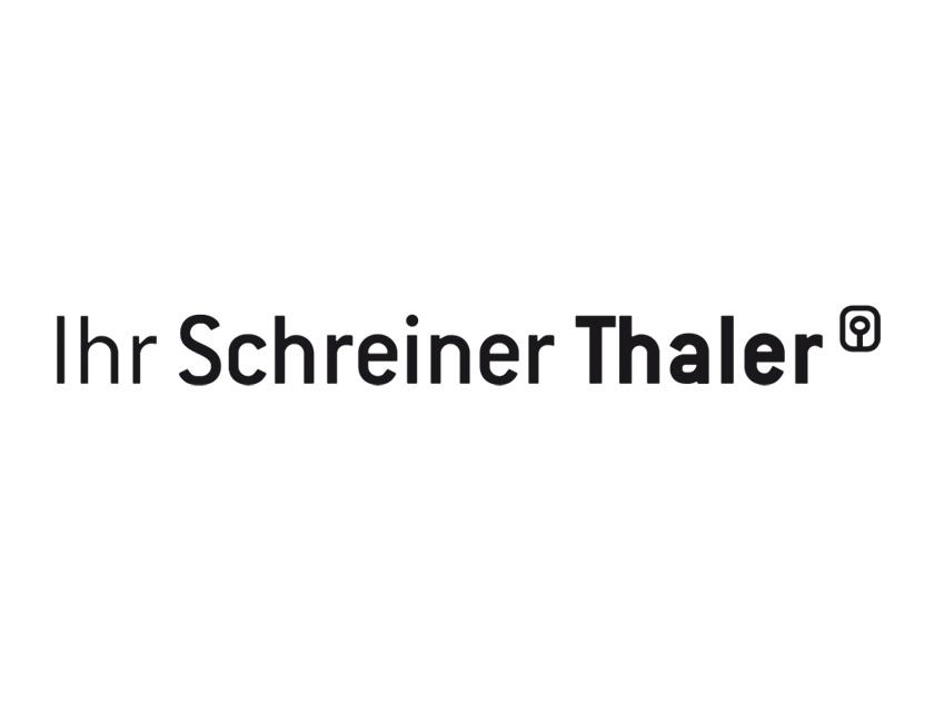 Logo Ihr Schreiner Thaler