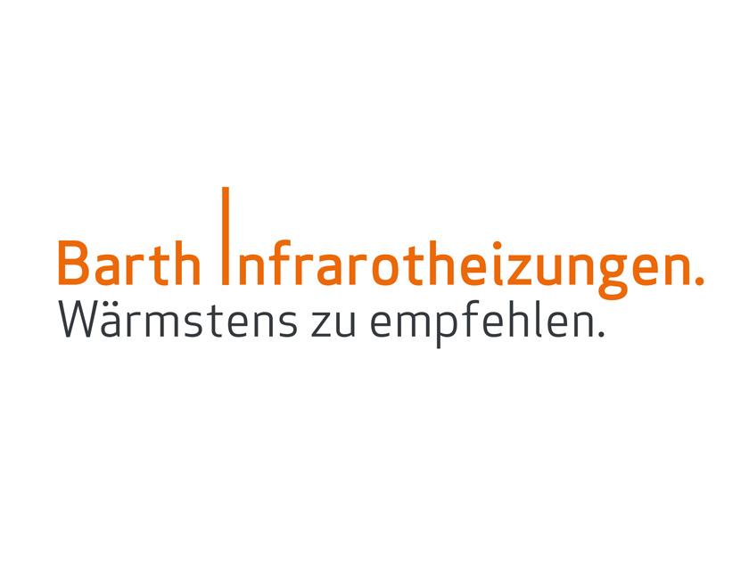 Logo Barth Infrarotheizgeräte