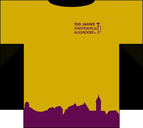 T-Shirt Stadtkapelle Aulendorf e.V.