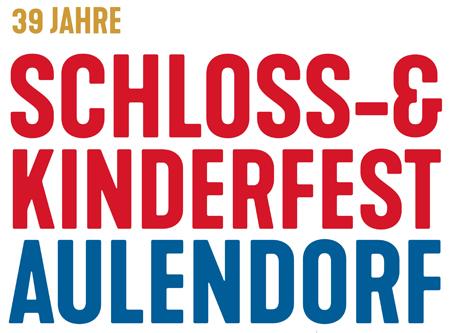 Erscheinungsbild Schloss-& Kinderfest