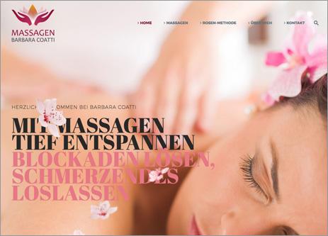 Homepage Barbara Coatti