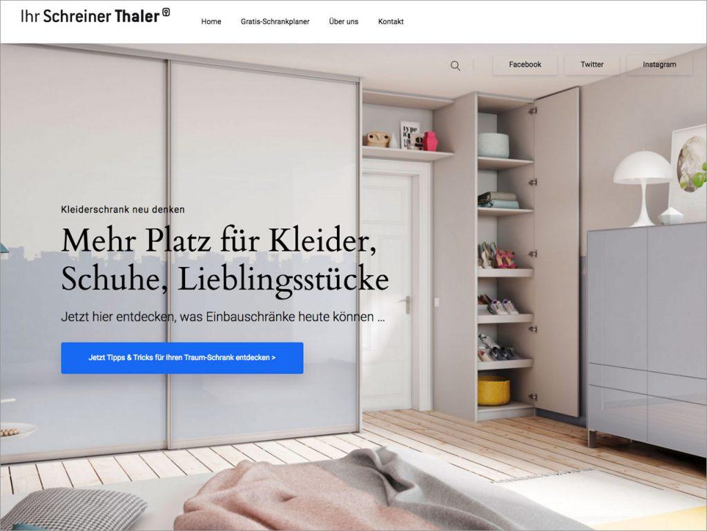 """Blog """"Mein Schrank"""""""