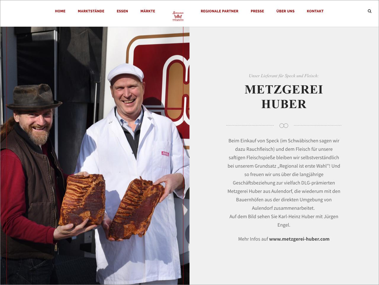 Website Schlossbeck